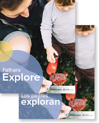 Fathers Explore 1 Poster