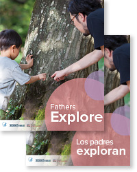 Fathers Explore 3 Poster