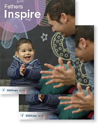 Fathers Inspire Poster #1
