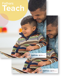 Fathers Teach Poster #1