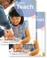 Fathers Teach Poster #2