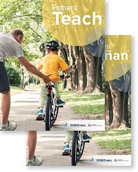 Fathers Teach Poster #3