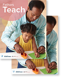 Fathers Teach Poster #4