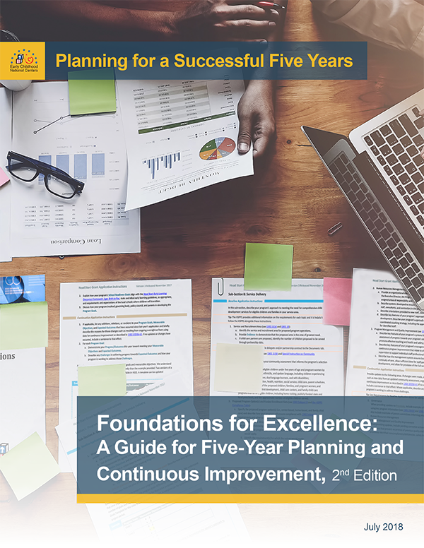 Foundations for Excellence cover