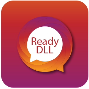 Logo for Ready DLL app