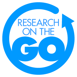 Logo for Research on the Go